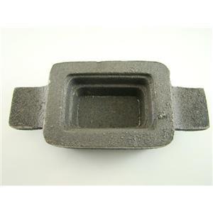 5oz & 10oz Multi-Layer Silver Mold Combo Steel  Bar -Copper - Aluminum-Gold