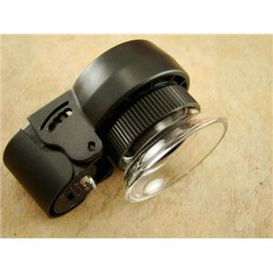 15 Power LED White & UV Lighted Magnifier w/Adjustable Focus -Ore & Minerial