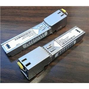 Cisco GLC-T Original Genuine 1000Base-T Copper SFP Gigabit Transceiver