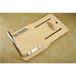 Med Leather Gold Miners Rock Pick Hammer Holder-Gold-Metal Detector-Construction