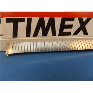 Timex Watch Band Easy Reader Silver Tone Stretch Band for 18mm Wide  EZ Reader