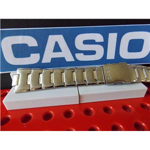 Casio Watch Band EF-S12  D Edifice Bracelet Silver Tone Stainless Steel