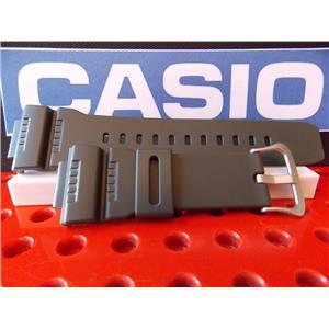 Casio Watch Band G-7900 -3, GR-7900, GW-7900 Green Rub G-Shock Strap Watchband