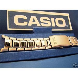 Casio Watch Band MTG-900 D and MTG-901 D.Steel Bracelet