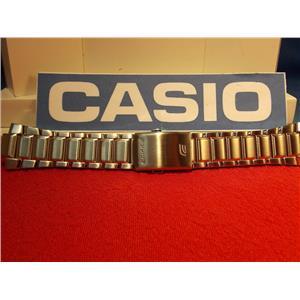 Casio Watch Band EFA-131 D. All Steel Edifice Bracelet Silver Color