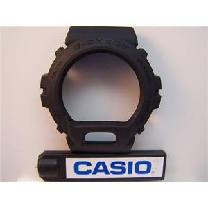 Casio Watch Parts DW-6900 MS Bezel (Shell) All Black. G-Shock Military Edition