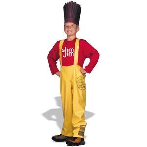 Deluxe Child Snap Into A Slim Jim Child Costume Medium (7-10)