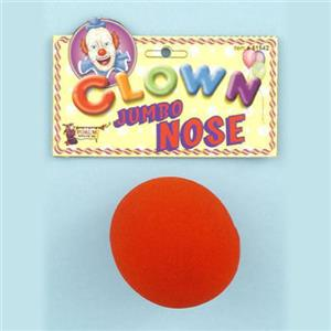 Jumbo Foam Clown Nose 3""