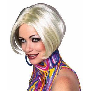 Blonde 60's Style Georgie Girl Wig