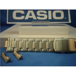Casio watch band AMW-320 RD-1. Bracelet 22mm w/ Push Button Deployment buckle