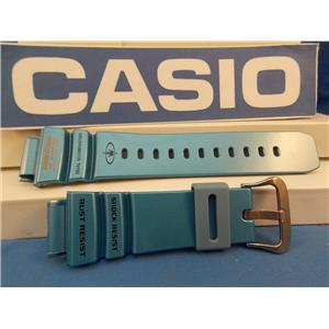 Casio Watch Band G-9100 TC-2V blue Triple Crown Of Surfing North Shore Hawaii