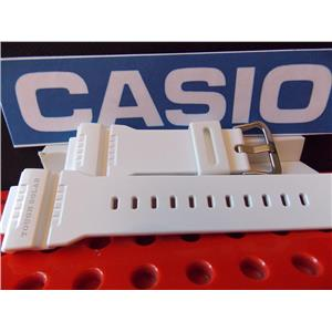 Casio Watch Band GR-7900 EW-7 White Tough Solar G-Shock Strap Watchband
