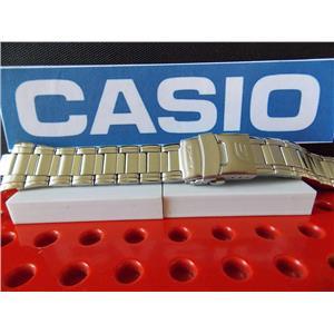Casio Watch Band EFA-122  D Edifice Bracelet Silver Tone Stainless Steel