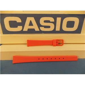 Casio watch band LQ-139 Hot Pink Resin Fit Most 12mm Womens Sport Watches Strap