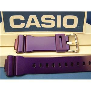 Casio Watch Band DW-6900 CC-6 Shiny Purple G-Shock Watchband Strap