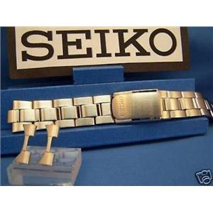Seiko WatchBand SGF719 20mm Curved End Bracelet All Steel Watchband
