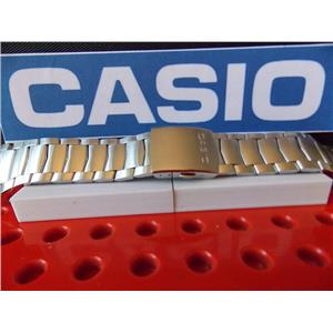 Casio Watch Band EFA-112 D Edifice Bracelet Silver Tone Stainless Steel w/ Pins