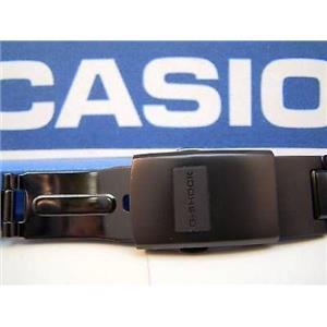 Casio Watch Bracelet GW-5600 BC Black PVD/Resin G-Shock Bracelet