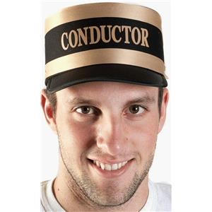 Railroad Train Conductors Conductor Hat