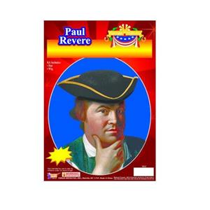 Paul Revere American History Instant Disguise Costume Kit