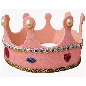 Pink Princess Low Crown