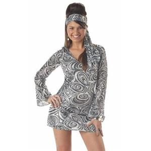 Disco Diva Teen Costume Junior 5-7
