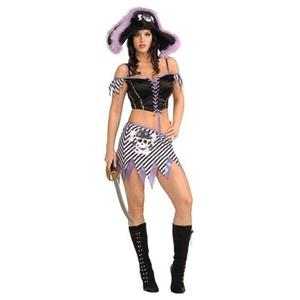 Captain's Mate Sexy Adult Pirate Women Costume SM