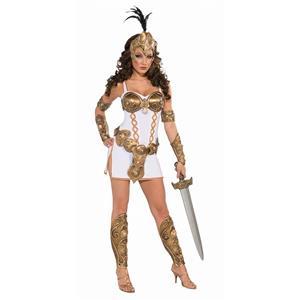Forum Novelties Women's Days Of Glory Sexy Warrior Woman Costume