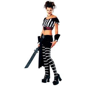 Mutiny Punk Sexy Adult Pirate Costume
