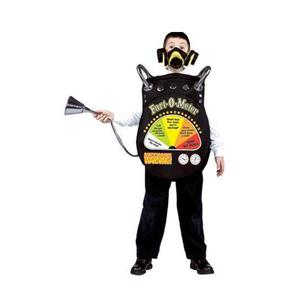 Fart-O-Meter Child Costume Medium 7-10