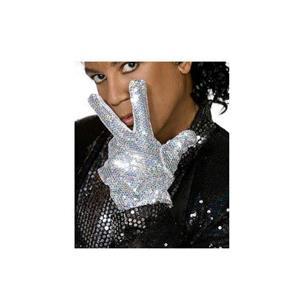 Michael Jackson Licensed Motown Sequined Glove