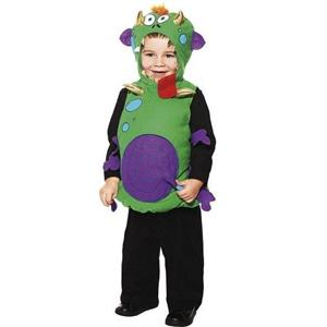 Little Cute Monster Toddler Child Halloween Costume
