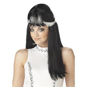 Monster Bride Frankenstein Goth Long Frankie's Girl Wig