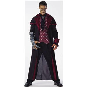 Cain The Vampire Tyrant Gothic Adult Standard Costume