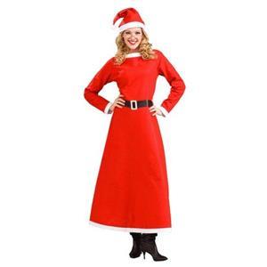 Economy Simply Mrs Santa Claus Dress Standard