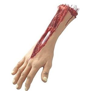 Gory Dismembered Cut-off Arm Halloween Prop