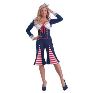 Nautical Millie Navy Lady Adult Costume