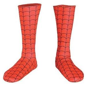 Spiderman Child Boot Covers