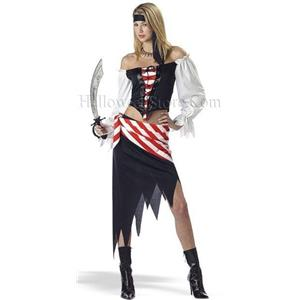 Ruby the Pirate Beauty Teen Costume Junior 3-5