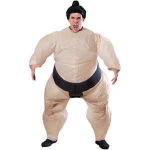 Inflatable Sumo Wrestler Adult Costume