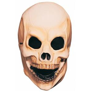 Childs Skeleton Deluxe Quality Latex Skull Mask