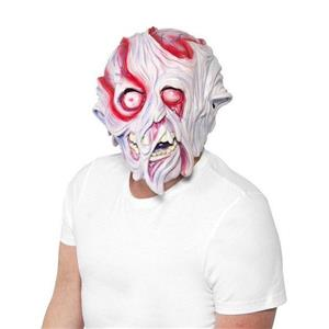 Melted Off Droopy Face Adult Mask