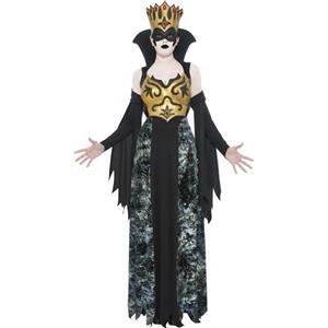 Women's Phantom Queen Deluxe Adult Costume Smiffy's Small