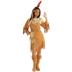 Native American Maiden Costume Thanksgiving Indian