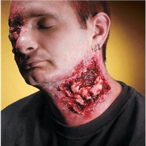 Reel FX Chomped Latex Wound Appliance Kit SCARY MAKEUP