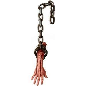Hanging Bloody Arm Prop