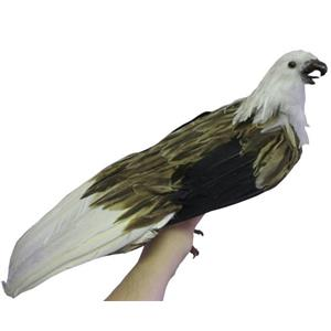Fake Synthetic Feather Eagle Bird Costume Prop