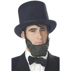 Honest Abe Abraham Lincoln Costume Beard