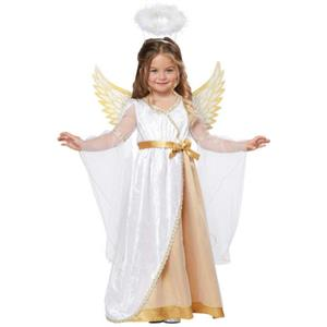 Sweet Little Angel Girls Costume Size L 4-6