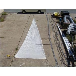 Boaters Resale Shop of Tx 12100944.91 jib with a wire 43-0 luff